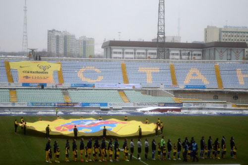 """""""Tý hon"""" Astana: Giàu hơn Real, trình tầm V-League - 3"""