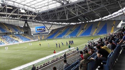 """""""Tý hon"""" Astana: Giàu hơn Real, trình tầm V-League - 4"""