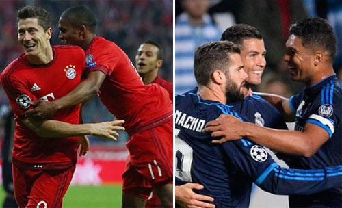 Tiêu điểm lượt 2 Cúp C1: Arsenal sớm khốn đốn - 2