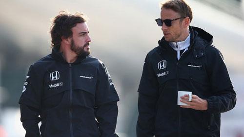 Fernando Alonso: Vận may 9 năm trước sẽ trở lại? - 2
