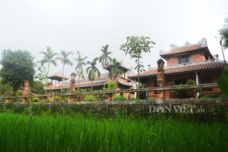 Chiêm ngưỡng nhà vườn Bến Xuân – nét đẹp quê xứ Huế - 1