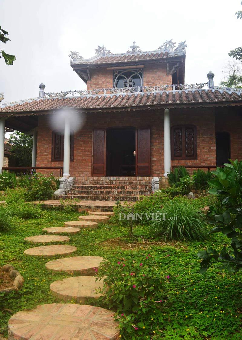 Chiêm ngưỡng nhà vườn Bến Xuân – nét đẹp quê xứ Huế - 8