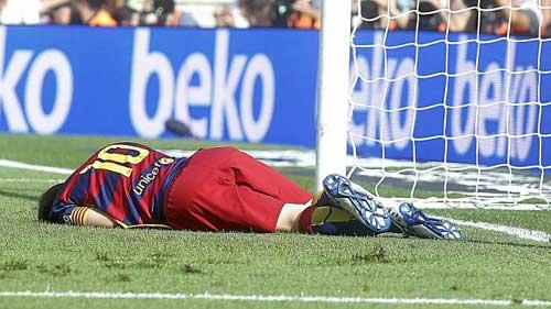 """Barca """"trọng thương"""": Cơn đau đầu của Enrique - 1"""