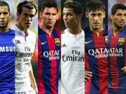 """Bóng đá - Đối trọng CR7- Messi: Đừng """"chết"""" trong kì vọng"""