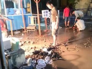 Tin tức Việt Nam - Lãnh đạo Sở Y tế HN: Mất nước đe dọa tính mạng người bệnh