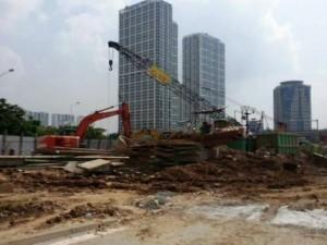 Tin tức trong ngày - HN: Vỡ đường ống nước sạch, ảnh hưởng 50.000 hộ dân