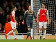 BXH UEFA: Thua 2 trận, Arsenal sắp rơi khỏi top 10
