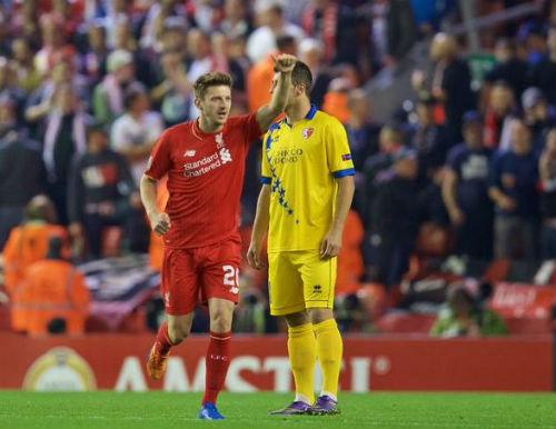 Liverpool – Sion: Khó khăn hơn dự tính - 1