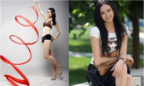 10 mỹ nhân nóng bỏng của làng thể thao Trung Quốc - 10