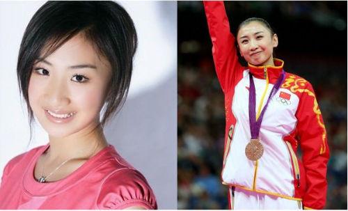 10 mỹ nhân nóng bỏng của làng thể thao Trung Quốc - 3