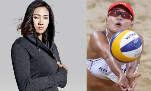 10 mỹ nhân nóng bỏng của làng thể thao Trung Quốc - 4