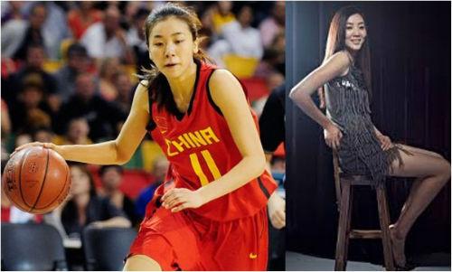 10 mỹ nhân nóng bỏng của làng thể thao Trung Quốc - 9