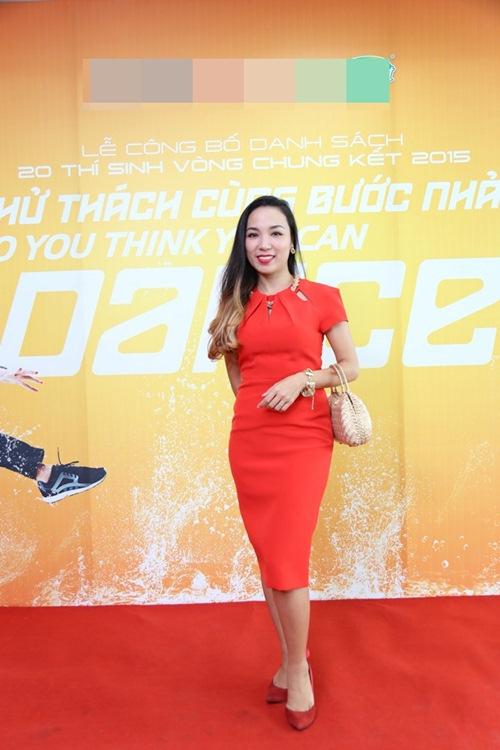 """Lộ diện trai xinh gái đẹp """"Thử thách cùng bước nhảy 2015"""" - 7"""