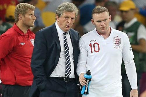 Phong độ tồi, Rooney không còn chắc suất ở ĐT Anh - 1