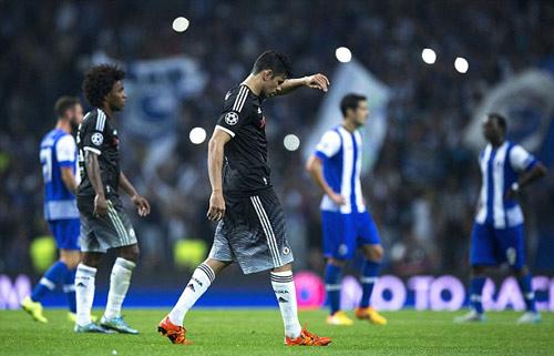 Dàn sao Chelsa sốc vì bị Mourinho chửi thậm tệ - 2