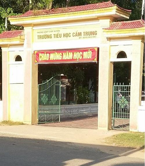 """Hà Tĩnh: Bị tố thu tiền sai, nhà trường hoàn trả 5 khoản """"lạm thu"""" - 2"""