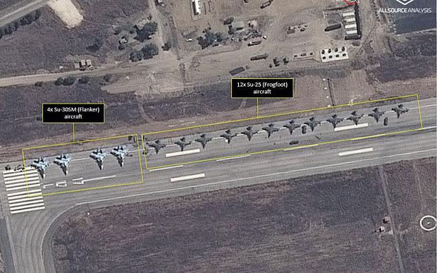 Nga công bố video hủy diệt sở chỉ huy, kho đạn của IS - 1