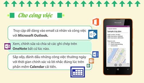 Lumia 430 và trải nghiệm hữu ích cho người dùng - 3