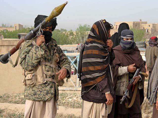 Taliban nhận trách nhiệm bắn rơi máy bay quân sự Mỹ - 1