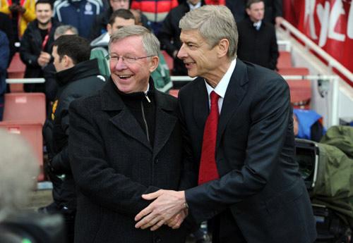 """Van Gaal còn """"gàn"""" hơn cả Sir Alex và Wenger - 1"""
