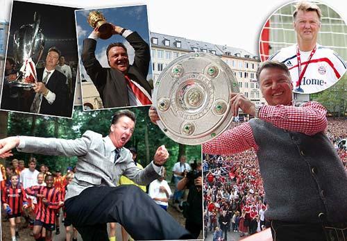 """Van Gaal còn """"gàn"""" hơn cả Sir Alex và Wenger - 2"""