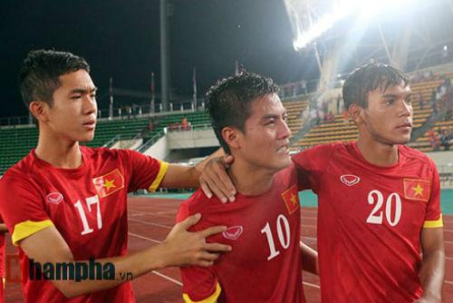 U19 Việt Nam - U19 Brunei: Không thể chống đỡ - 1
