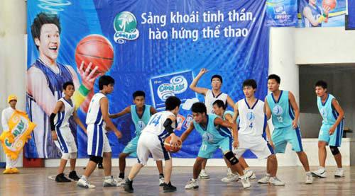 Bóng rổ mơ trở thành môn thể thao số 2 Việt Nam - 1