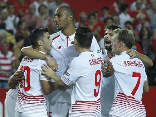 Sevilla - Barca: Mãnh hổ ở thế chân tường - 2