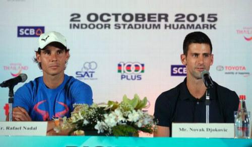 """Nadal tiếp tục """"ôm hận"""" trước Djokovic ở Thái Lan - 2"""