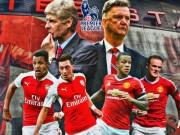 """Bóng đá - Trước V8 NHA: Arsenal """"đại chiến"""" MU, Chelsea run rẩy"""