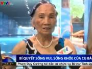 Thể thao - Bí quyết sống khỏe của cụ bà 95 tuổi ở Hà Nội