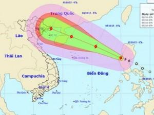 Tin tức trong ngày - Phó Thủ tướng Hoàng Trung Hải họp khẩn ứng phó bão Cầu Vồng