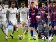 Bóng đá - Lộ diện 59 ứng viên QBV 2015: Real và Barca áp đảo