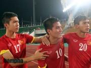 Bóng đá - U19 Việt Nam - U19 Brunei: Không thể chống đỡ