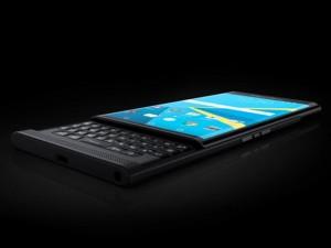 Thời trang Hi-tech - BlackBerry Priv - siêu smartphone Android