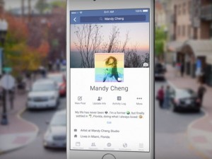 Facebook đang thử nghiệm ảnh đại diện... động