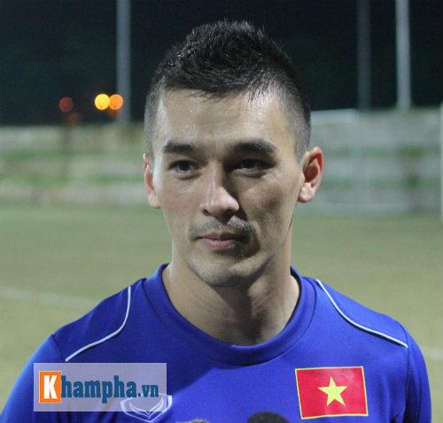 Cầu thủ Việt kiều thích phong cách của HLV Miura - 1