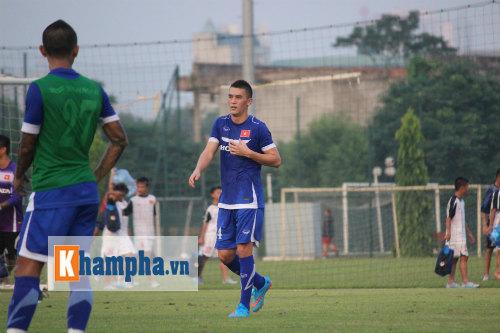 Cầu thủ Việt kiều thích phong cách của HLV Miura - 2
