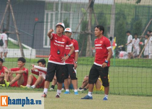 Cầu thủ Việt kiều thích phong cách của HLV Miura - 3