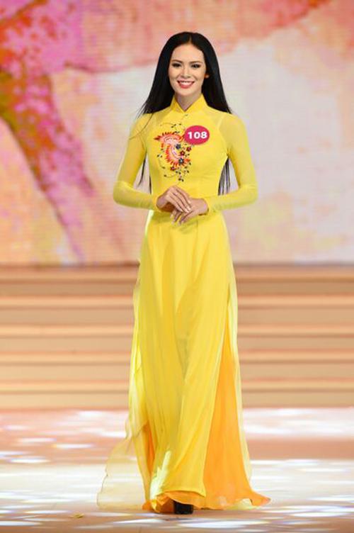 Phạm Thị Hương là tân Hoa hậu Hoàn vũ Việt Nam 2015 - 10