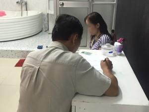 An ninh Xã hội - Bắt quả tang tiếp viên cơ sở massage kích dục cho khách