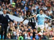 """Bóng đá - Man City – Newcastle: """"Đánh tennis"""" nhờ """"siêu nhân"""""""