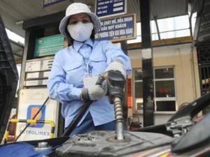 Xăng tăng giá từ 15h chiều 3.10