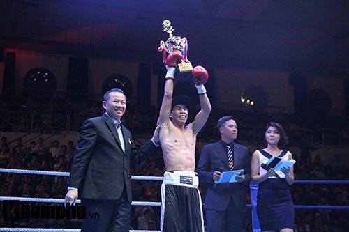 Boxing: Lừu Thị Duyên tung seri đòn hạ võ sĩ Hàn Quốc - 9
