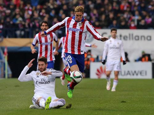 Atletico – Real: Calderon đi dễ khó về - 2