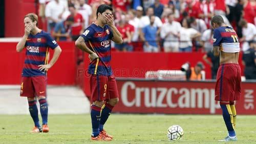 """Không Messi, Barca đang """"chìm nghỉm"""" - 1"""