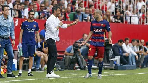 """Không Messi, Barca đang """"chìm nghỉm"""" - 2"""