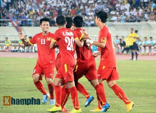 """U19 Việt Nam - U19 Đông Timor: """"Ngắm bắn"""" chưa hay - 1"""