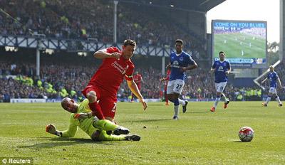 Chi tiết Everton – Liverpool: Nỗ lực bất thành (KT) - 3