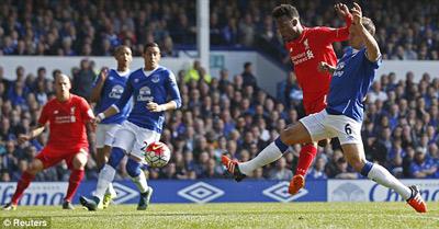 Chi tiết Everton – Liverpool: Nỗ lực bất thành (KT) - 4